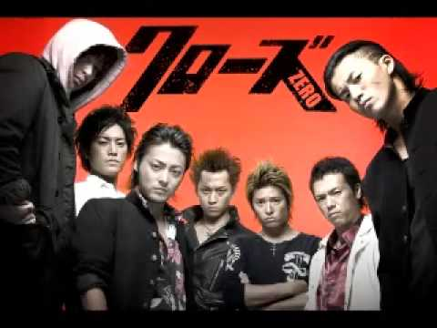 Crows Zero OST – track 12 – into the battlefield