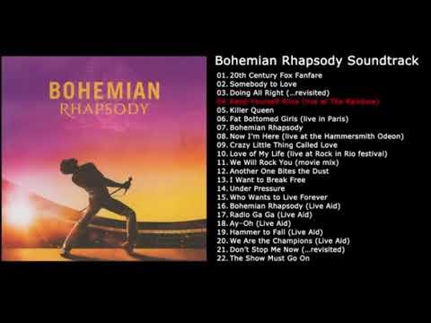 ボヘミアンラプソディオリジナル・サウンドトラックフルアルバム2018