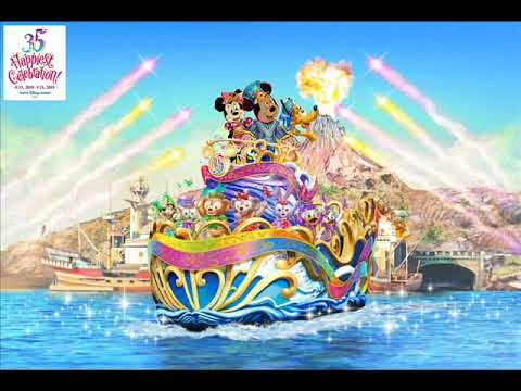 "ハピエストセレブレーション・オン・ザ・シー / Happiest Celebration On The Seas ""FULL Soundtrack"" Tokyo DisneySEA (2018)"
