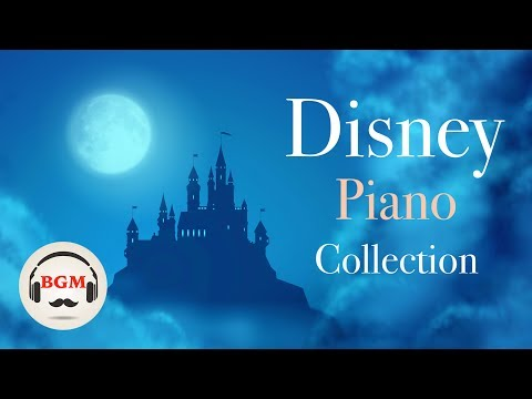 Disney Piano Collection – Relaxing Piano Music – Music For Relax, Study, Work