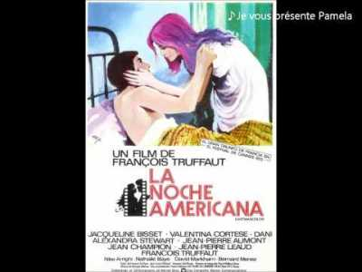 """「映画に愛をこめて アメリカの夜」BGM集 """"La Nuit américaine"""""""