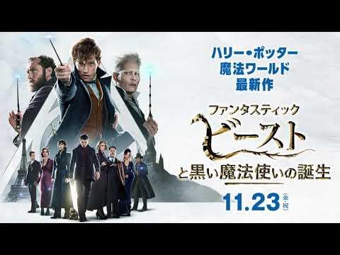 映画『ファンタスティック・ビーストと黒い魔法使いの誕生』 テーマ曲
