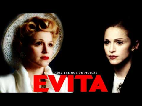 Evita Soundtrack – 03. On This Night Of A Thousand Stars