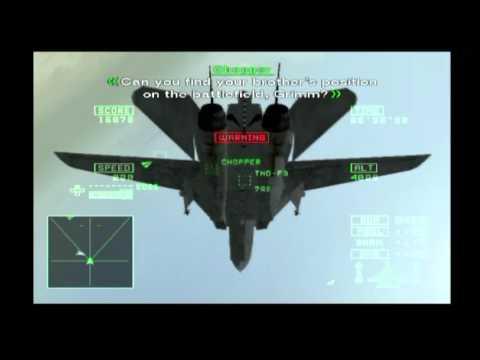 エースコンバット5 | ミッション16A | 砂漠の矢 (Desert Arrow) | 英語サブタイトル