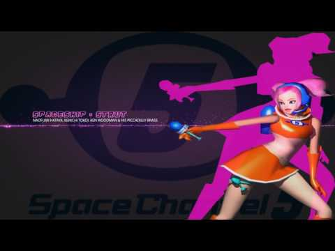 Space Channel 5 OST