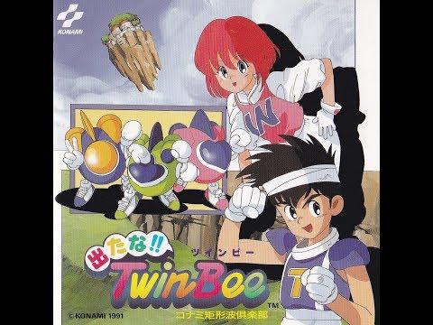 【BGM】コナミ矩形波倶楽部 出たな!!TwinBee