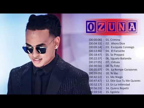 Ozuna (DISCO COMPLETO) FULL ALBUM 2018 Lo Mas Nuevo Estrenos