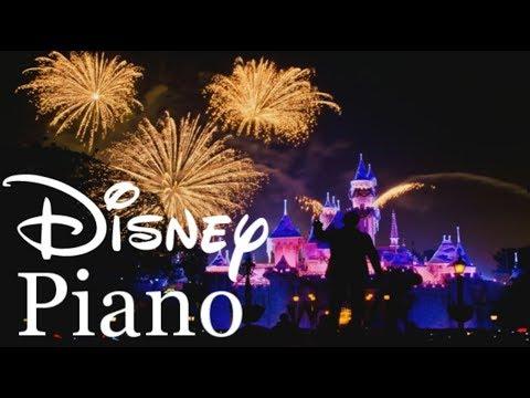 ディズニーピアノメドレー【作業用、勉強、睡眠用BGM】Disney Piano Medley for Studying and Sleeping (Piano Covered by kno)