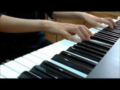 ちはやふるメインテーマ(アニメ「ちはやふる」サウンドトラックより)-ピアノアレンジ-