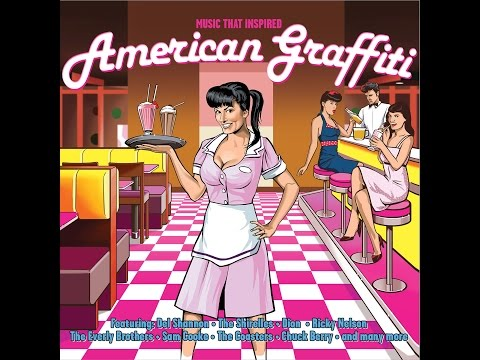 Various Artists – American Graffiti – 75 Original Recordings (Not Now Music) [Full Album]
