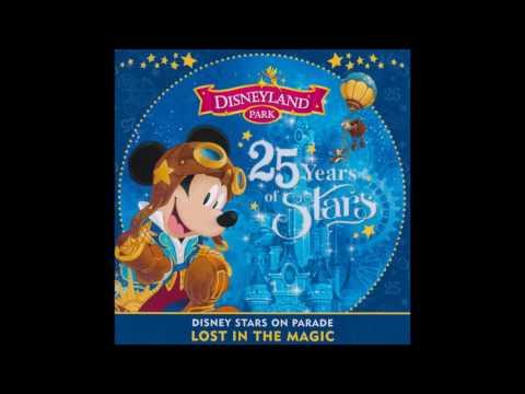 Disney Stars on Parade Full soundtrack