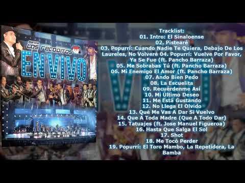 Banda Los Recoditos – En Vivo Desde El Auditorio Nacional (Disco completo 2018) FULL ALBUM Estreno