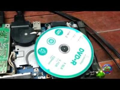 Playstation 2 não gira o disco não pega jogos