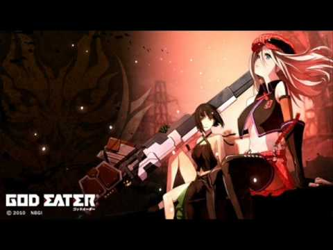 GOD EATER OP [Over the clouds] フル 詳細に歌詞付き
