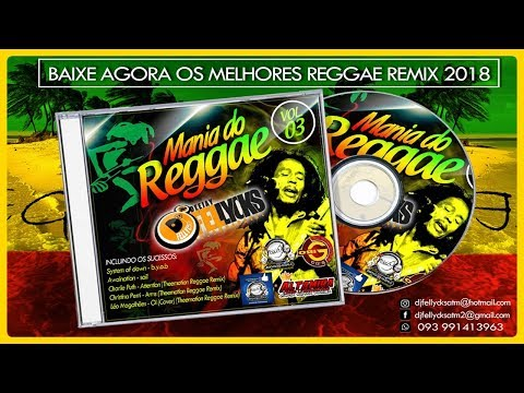 ♬ TOP CD REGGAE REMIX MANIA DO REGGAE DJ FELLYCKS STUDIO AUDIO MANIA