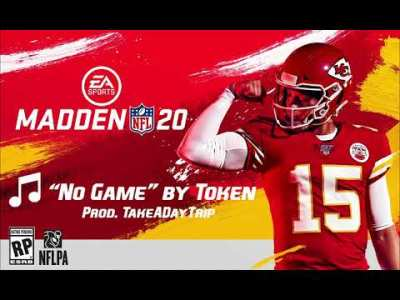 Token – No Game (For the Madden Soundtrack)