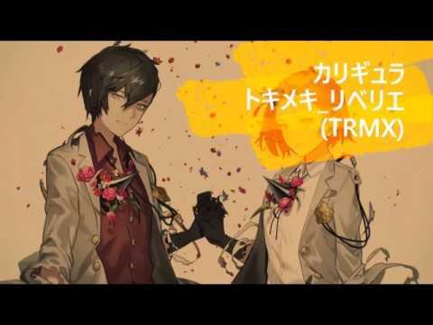 【カリギュラOD】【PS4】特典サントラ トキメキ リベリエTRMX