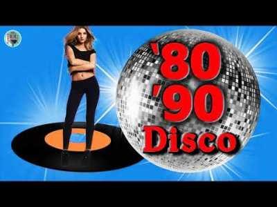 eurodisco 80年代90年代スーパーヒット –  80年代90年代のクラシックディスコミュージックメドレー – ゴールデンオールディーズディスコダンス4