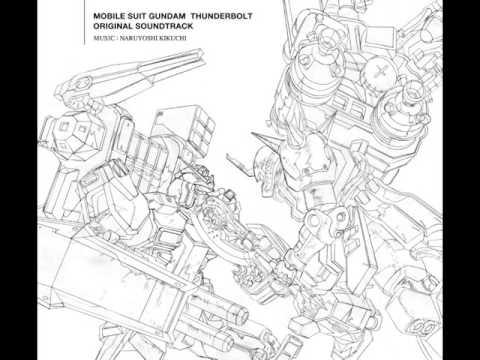 MOBILE SUIT GUNDAM THUNDERBOLT ORIGINAL SOUNDTRACK (Season 1)