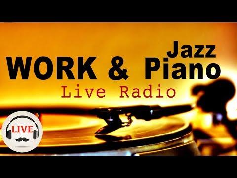 Relaxing Jazz Piano Radio – Slow Jazz Music – 24/7 Live Stream – Music For Work & Study