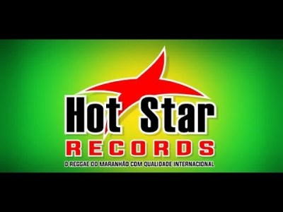 REGGAE MARANHÃO – CD HOT STAR RECORDS  – 20  FAIXAS