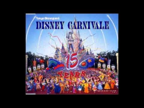 ディズニーカーニバル ノンストップバージョン Disney Carnivale parade soundtrack non-stop version