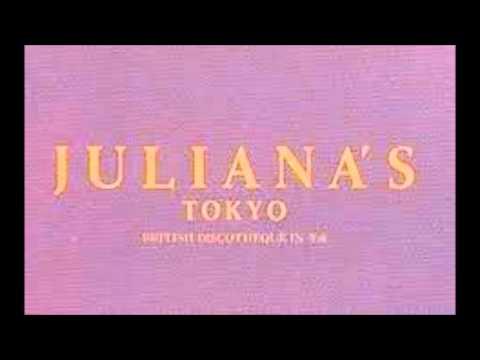 #JULIANA'S TOKYO   90' #disco  #テクノ  ハイパワー アグレッシブ   #ジュリアナ東京   #テクパラ
