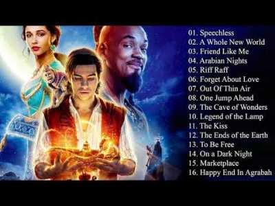 Aladdin 2019 Full Soundtrack – アラジン2019サウンドトラック