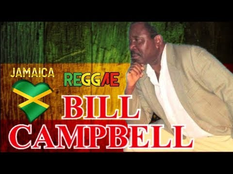 Bill Campbell – The Best Of Reggae _ Os Melhores Reggae Limpos 《CD Reggae Collection》