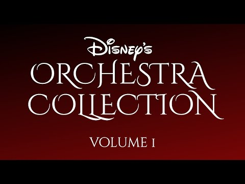 Disney Orchestra Collection Volume 1 –  Disney Orchestra and Piano Music