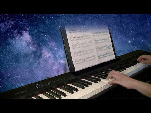 T-KT/澤野弘之(アニメ「進撃の巨人 attack on titan」Season 3 オリジナルサウンドトラックより)-ピアノ piano-
