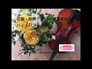 育脳・胎教クラシック音楽BGM 赤ちゃんとママのためのバイオリン名曲集
