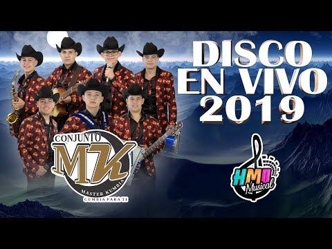 Conjunto MK – Disco En Vivo 2019 (Volumen 1) || CD Completo
