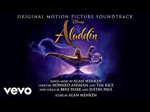 """Mena Massoud, Naomi Scott – A Whole New World (From """"Aladdin""""/Audio Only)"""
