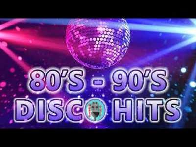 eurodisco 80年代90年代スーパーヒット –  80年代90年代のクラシックディスコミュージックメドレー – ゴールデンオールディーズディスコダンス2