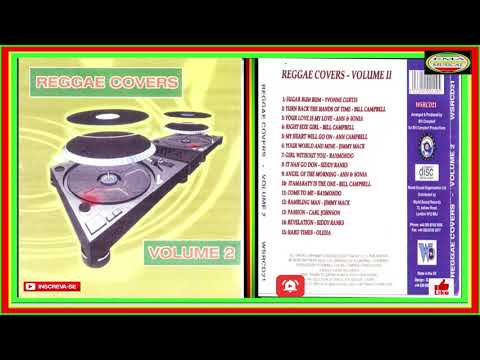 CD Reggae covers vol.2 completo