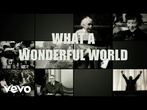 Sam Cooke – What A Wonderful World (Official Lyric Video)