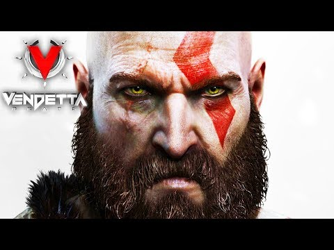 ►KRATOS◄ BRUTAL CHOIR RAP BEAT | God Of War 4 OST Remix | Hip Hop Instrumental 2018 [FREE BEAT]