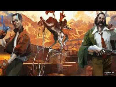 Disco Elysium OST – Inside Church