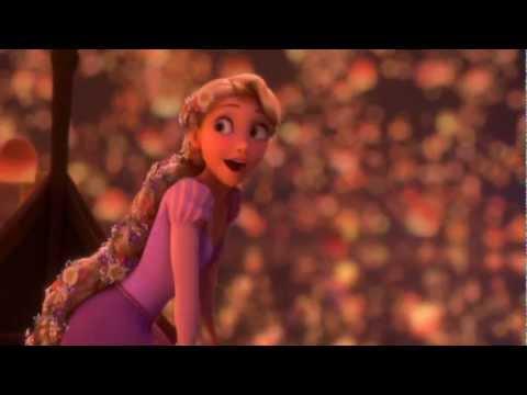"""""""I See The Light"""" 塔の上のラプンツェル(Tangled) Rapunzel"""