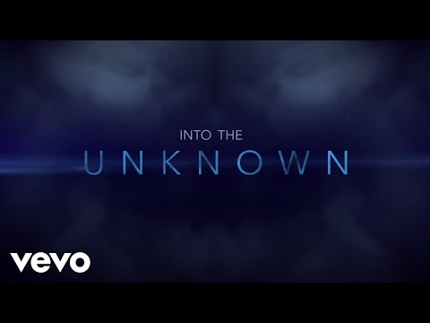 "Panic! At The Disco – Into the Unknown (From ""Frozen 2""/Lyric Video)"