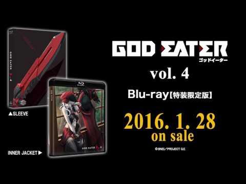 TVアニメ「GOD EATER」 Blu-ray vol. 4 特装限定版/特典CD【試聴①】 EPISODE 06: M07