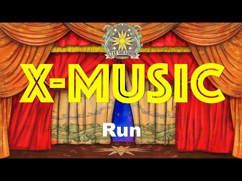 【X-Music】Run – Star Squadron オリジナルサウンドトラック【BGM】