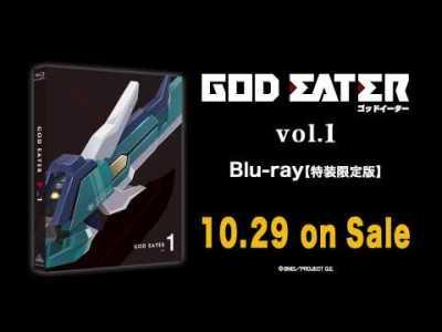 TVアニメ「GOD EATER」 Blu-ray vol. 1 特装限定版/特典CD【試聴①】 M03