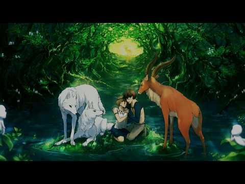 [勉強・作業BGM] もののけ姫メドレー 久石譲 Princess mononoke Joe Hisaishi