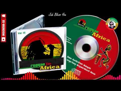 💽 REGGAE IN AFRIKA (Cd – Vol. 15 (2019) – Exclusivo do canal)