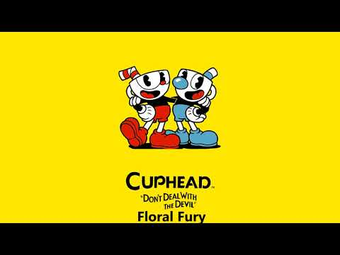 Cuphead OST – Floral Fury [Music]