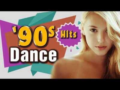 90年代オールディーズの歌のダンスヒット – ノンストップ90年代最大のヒット –  1990年代の最高のダンスソング