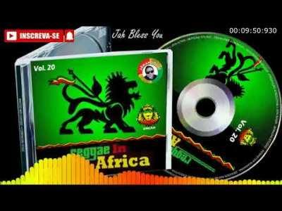 REGGAE IN AFRIKA (Cd – Vol. 20 – 2020 – Exclusivo do canal)