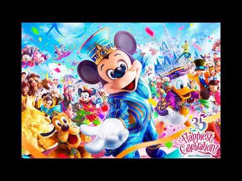 "【CD音源】Brand New Day  ~東京ディズニーリゾート35周年""Happiest Celebration!""テーマソング~"